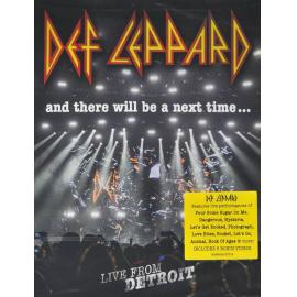 And There Will Be A Next Time... Live From Detroit - Def Leppard