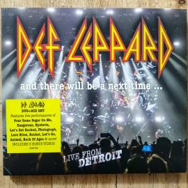 And There Will Be A Next Time... Live In Detroit - Def Leppard