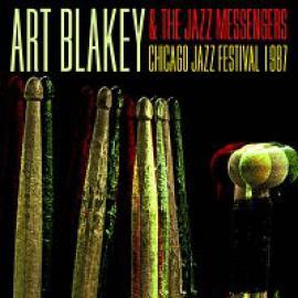 Chicago Jazz Festival 1987 - Art Blakey & The Jazz Messengers