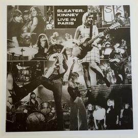 Live In Paris - Sleater-Kinney