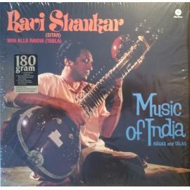 Rāgas And Tālas - Ravi Shankar