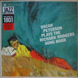 Oscar Peterson Plays The Richard Rodgers Songbook - Oscar Peterson
