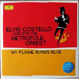 Live With The Metropole Orkest - My Flame Burns Blue - Elvis Costello