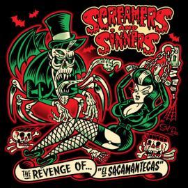 """The Revenge Of... """"El Sacamantecas"""" - Screamers And Sinners"""