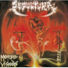 Morbid Visions / Bestial Devastation  - Sepultura