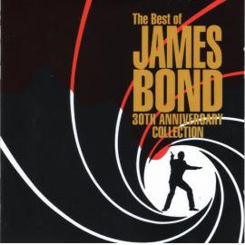 The Best Of James Bond (30th Anniversary Collection) - Various Production