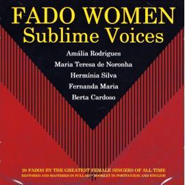 Fado Women Sublime Voices - Various Production