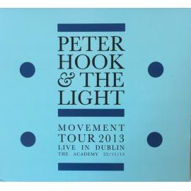Movement Tour 2013 Live In Dublin The Academy 22/11/13  - Peter Hook And The Light