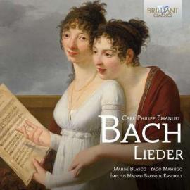 Lieder - Carl Philipp Emanuel Bach