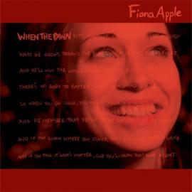 When The Pawn Hits The Conflicts He Thinks Like A King What He Knows Throws The Blows When He Goes To The Fight And He'll Win The Whole Thing 'Fore He Enters The Ring There's No Body To Batter When Your Mind Is Your Might So When You Go Solo, You Hold You - Fiona Apple