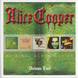 Original Album Series (Volume Two) - Alice Cooper