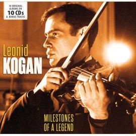 Milestones Of A Legend - Leonid Kogan