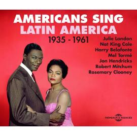 AMERICANS SING LATIN.. - V/A