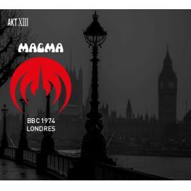 BBC 1974 Londres - Magma