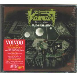 Killing Technology - Voïvod