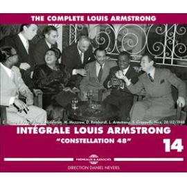 Intégrale Louis Armstrong Vol.14 - Constellation 48 - Louis Armstrong