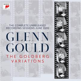 Glenn Gould - The Goldberg Variations - The Complete Unreleased Recording Sessions June 1955 - Glenn Gould