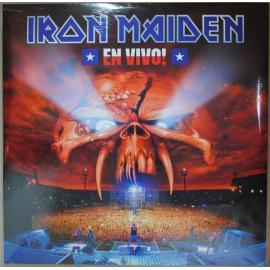 En Vivo! - Iron Maiden
