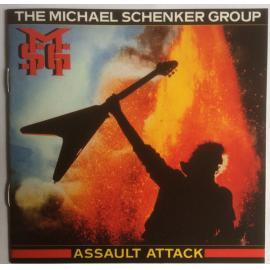 Assault Attack - The Michael Schenker Group