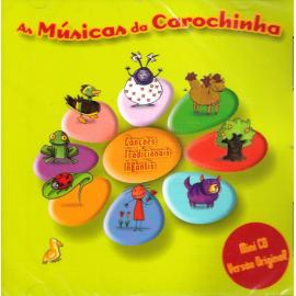 As Músicas Da Carochinha - Carochinha