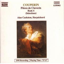 Pièces De Clavecin, Book 4 (Selections) - François Couperin