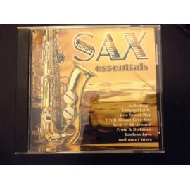 Sax Essentials - Artist Unknown