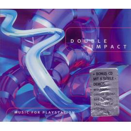 Double Impact - Music for PlayStation - Various Production