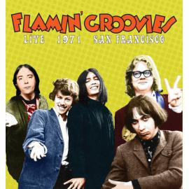 Live 1971 San Francisco - The Flamin' Groovies