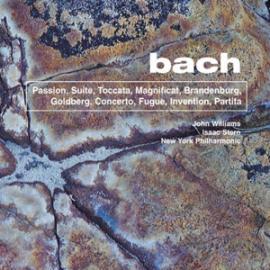 PASSION/SUITE/TOCCATA/MAG - J.S. BACH