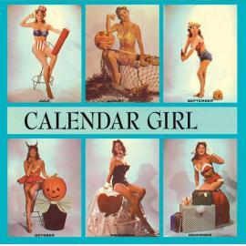 Calendar Girl - Julie London