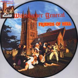 Friends Of Hell - Witchfinder General