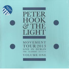 Movement Tour 2013 Live In Dublin The Academy 22/11/13 Volume One - Peter Hook And The Light