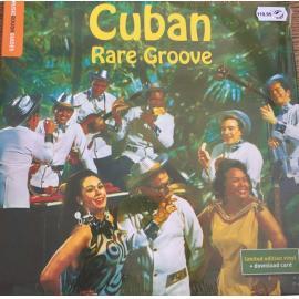 Cuban Rare Groove - Various Production