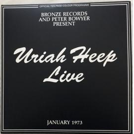 Uriah Heep Live - Uriah Heep