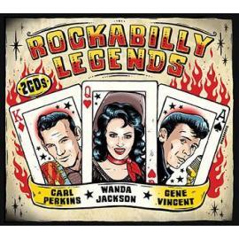 Rockabilly Legends - Carl Perkins