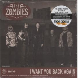 I Want You Back Again - The Zombies