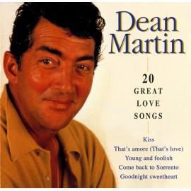 20 Great Love Songs - Dean Martin