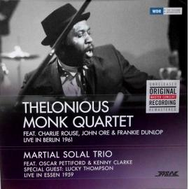 Live In Berlin 1961 /  Live In Essen 1959 - The Thelonious Monk Quartet