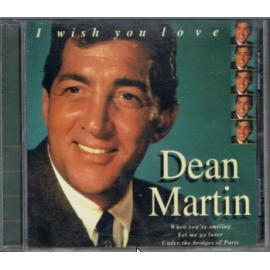 I Wish You Love - Dean Martin