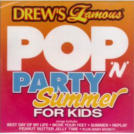Pop 'N' Party Summer For Kids - Drew's Famous