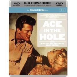 ACE IN THE HOLE -BR+DVD- - MOVIE