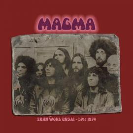 Zühn Ẁöhl Ünsaï - Live 1974 - Magma