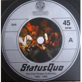 The Vinyl Singles Collection 1980-1984 - Status Quo
