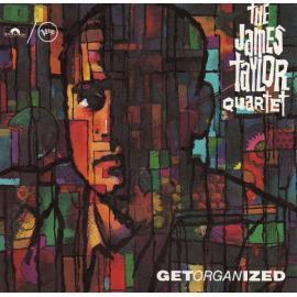 Get Organized - The James Taylor Quartet