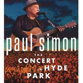 The Concert In Hyde Park - Paul Simon