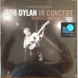 IN CONCERT: BRANDEIS.. - Bob Dylan