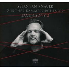 Bach & Sons 2 - Sebastian Knauer