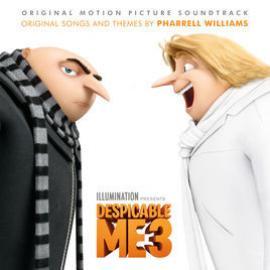 Despicable Me 3: Original Motion Picture Soundtrack - Various Production