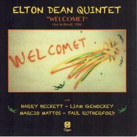 Welcomet (Live In Brazil, 1986) - Elton Dean Quintet