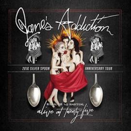 Alive At Twenty-Five: Ritual De Lo Habitual - Jane's Addiction